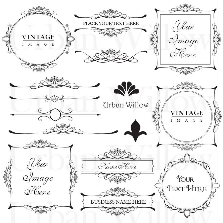 Vintage Frame Design Png. 🔎zoom Vintage Frame Design Png - Dviz.co