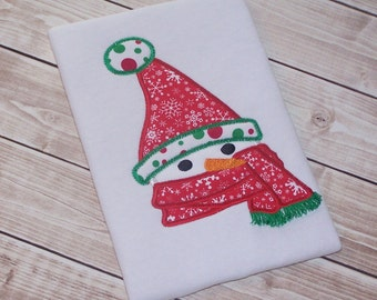 SNOW SNUGGLER machine embroidery design