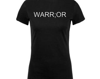 Warr;or Ladies T-shirt