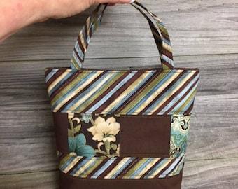 Tote Bag, Treat Bag, Gift Bag, Tote, Cosmetic Bag