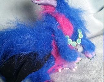 Calmai- Full Grown Dragon Art Doll
