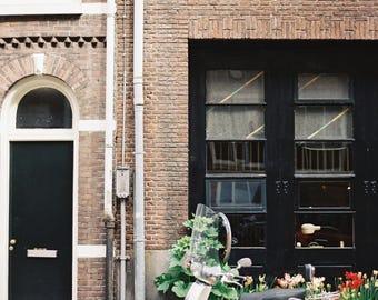 Amsterdam Street Print 8x10, 11x14, 16x20