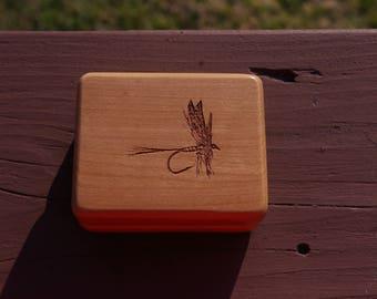 Small Fly Box