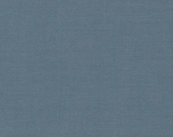 Kona Cotton Solid - Graphite - 1 YARD - Robert Kaufman Fabrics K001-295