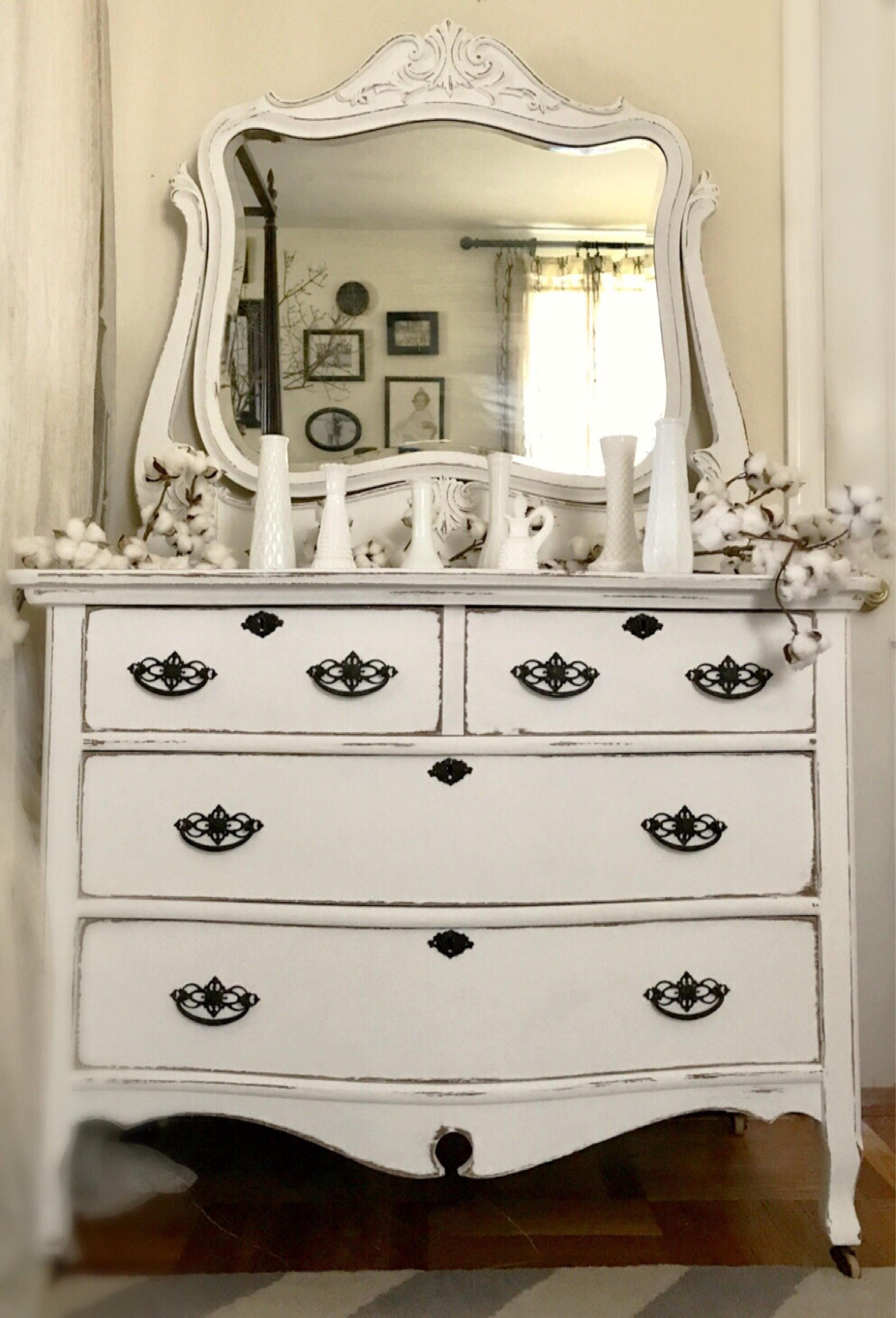 bedroom pin french antique vintage dresser attractive dressers furniture white