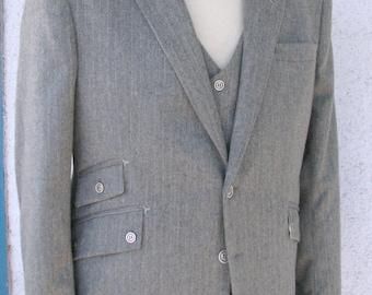Mod 3pc Suits----1909 Bespoke