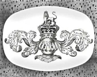 Lina CavalieriIn Armour platter