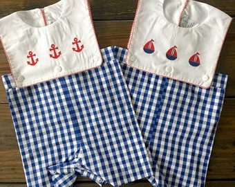 Boys Nantucket Collection Jon Jon