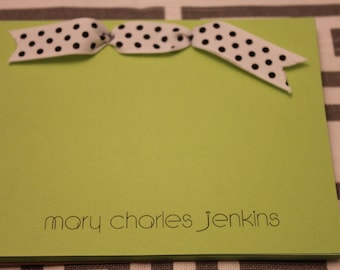 Personalized Note Pad - 50 Sheets