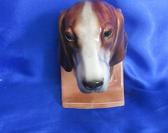 Hounds Head Bookend