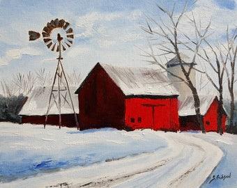 Roome's Barns