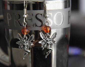 """Pair of earrings fantasy """"Fairies"""""""
