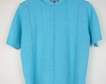 Vintage Blue Jumper