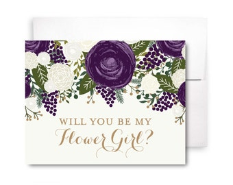 Will You Be My Bridesmaid Card Bridesmaid Maid of Honor Gift Will You Be My Maid of Honor Matron of Honor Brides Man Flower Girl #CL258