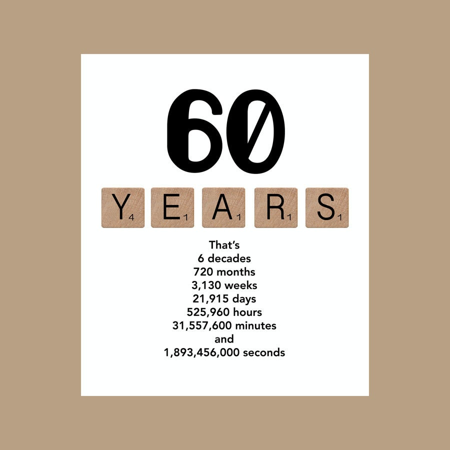 60th birthday card milestone birthday card the big 60 1958 zoom bookmarktalkfo Image collections