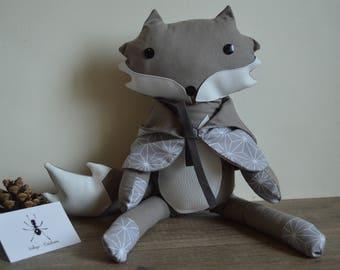 Blanket / plush Wolf