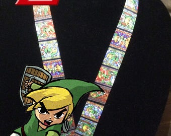 Legend of Zelda Lanyard