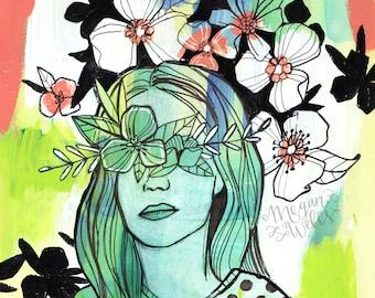 Day 31 Fine Art Print - Makewells365
