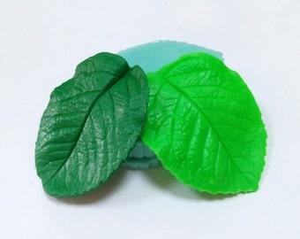 Mould #360 — Big leaf 2-side