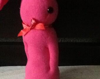Rabbit pink