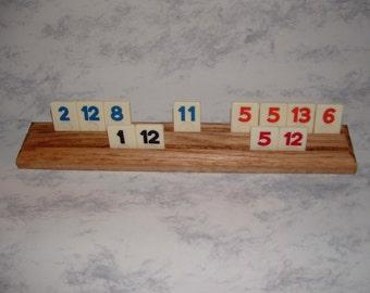 Rummikub Racks - Set of 4