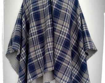 Warm Winter Shawl Wrap Feminine Handmade Exclusive Designer