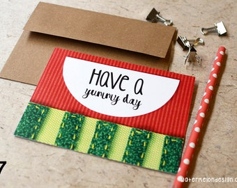 3 Cards with Envelopes for every occasion