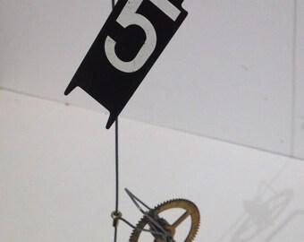 LUCKIES - number machinies #5