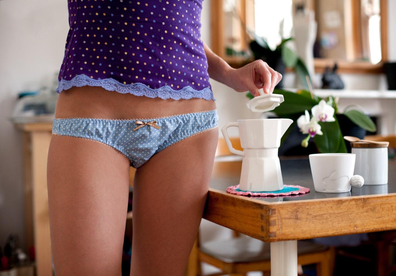 Pretty Teens In Panties