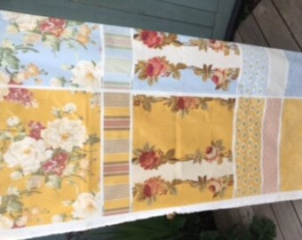Elanbach - The Pivoile Collection large fabric samples piece