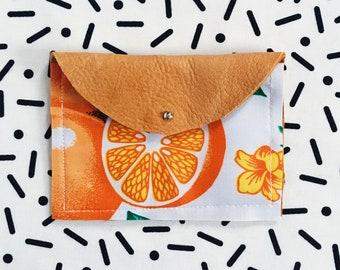 Oranges & Leather