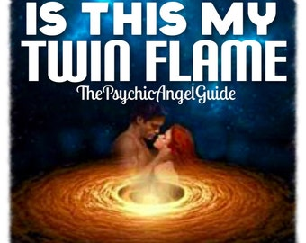 Is This My Twin Flame Tarot Reading  in LIVE VIDEO and JPG