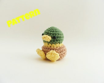 Crochet Duck Pattern / Crochet Amigurumi Pattern / Kids Baby Patterns / Kids Toys / Halloween Pattern / Amigurumi Pattern / Duck Patterns /