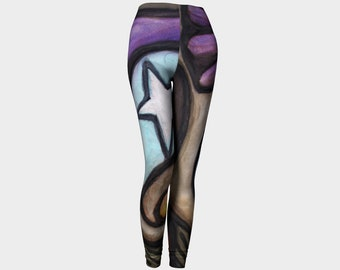 Something Moved A Lot' Leggings