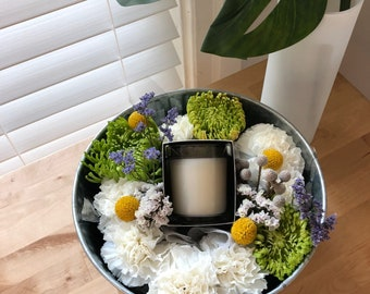 Spring Medley Floral Gift Arrangement- Dallas/Fort Worth Area only