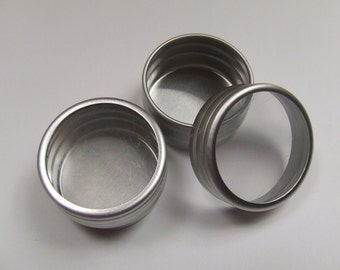 Lip Balm Window Tin **Pack of 10**