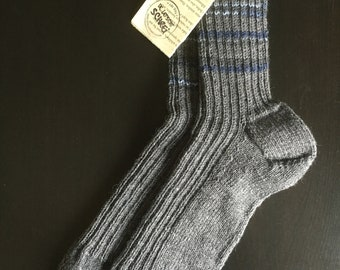Hand Knitted Socks Nr19