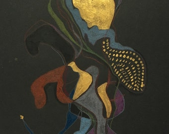 Abstract Illustration- Susanne