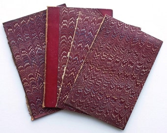 Antique Loose Book Covers 1881