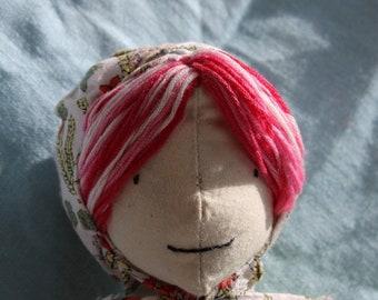 Handmade Heirloom Lottie and Tilly Dolls