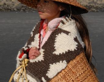 Cedar Bark Hat woven hat / Cedar weaving