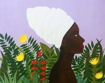 Jungle Fever Original Painting
