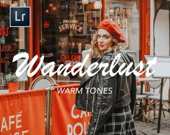 Wanderlust | Lifestyle BLOGGER inspired LIGHTROOM PRESETS | Perfect Instagram feed