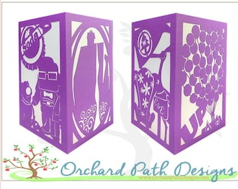 Up Paper Lantern for Disney themed wedding, party, birthday, shower, centerpieces, decoration, with Karl, Doug, Paradise Falls, Balloons