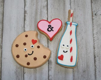 Cookies and Milk Buttercream Cookie Boxed Set