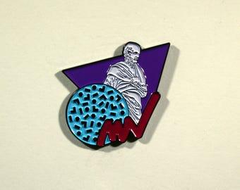 Vaporwave Aesthetic Enamel Pin #5 (See item description)