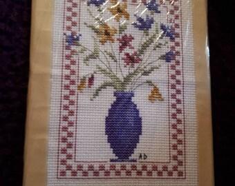 Cross Stitch Wall Hangings