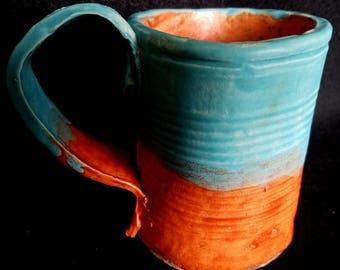 Halftone Ceramic Mug