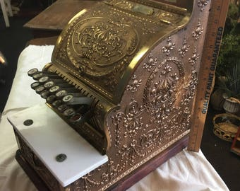 Rare 313 National Cash Register
