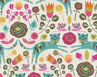 Autumn Field Cotton Jersey -  Art Gallery Fabric